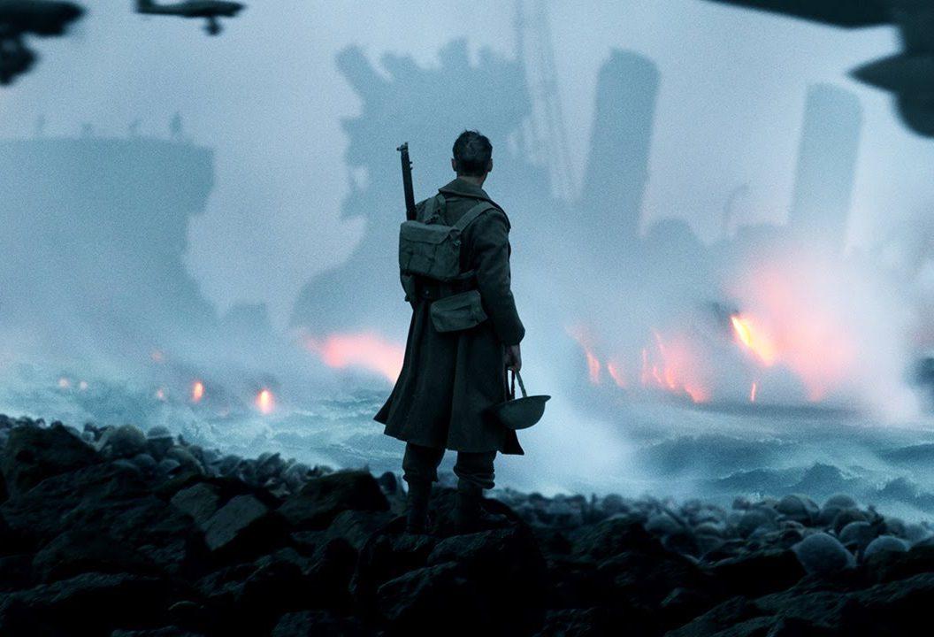 戦争映画のミニマリズム『ダンケルク』