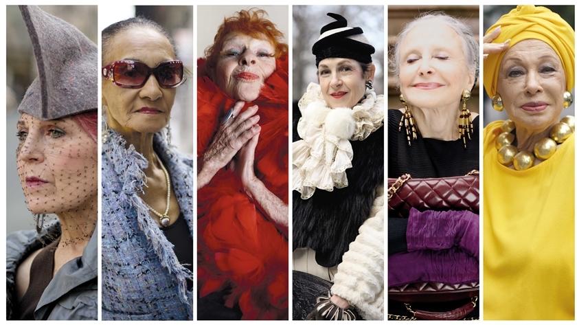 人生の上級者とは。『アドバンスト•スタイル そのファッションが、人生』