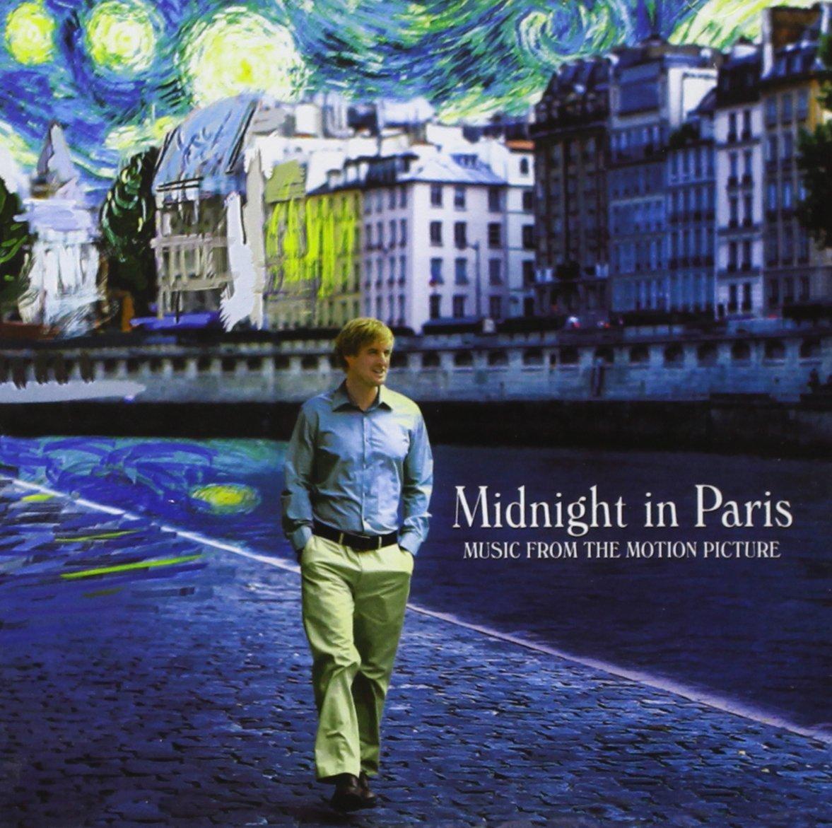 映画のマジックで居場所探し『ミッドナイト・イン・パリ』