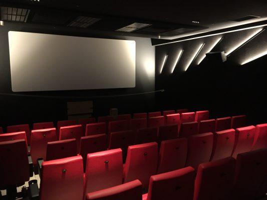 映画館を作るワークショップ、2回目。