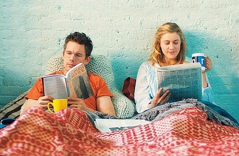 インテリたちの織り成す愛しきバカ騒動『マギーズ・プラン 幸せのあとしまつ』
